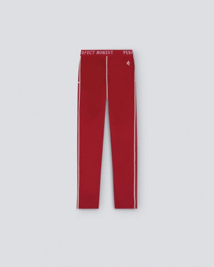 KIDS THERMAL PANT RED