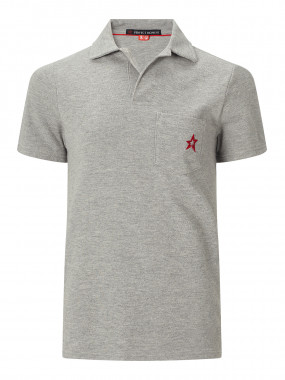 Placket Pocket Polo
