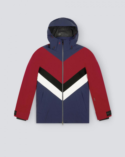 MENS FELIX JACKET NAVY