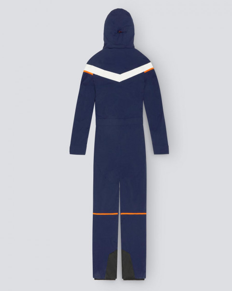 Mens Nordic One Piece Suit Navy