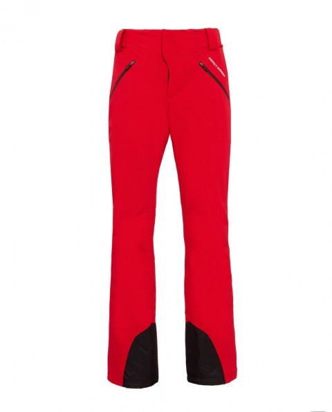Mens Insulated Chamonix Pants Red