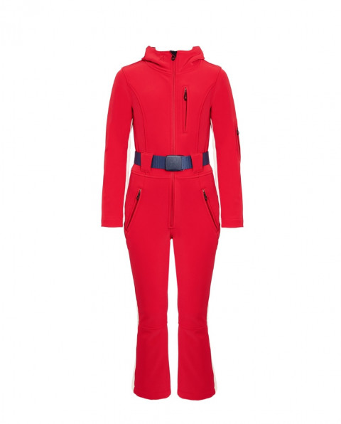 Kids GT Ski Suit Red