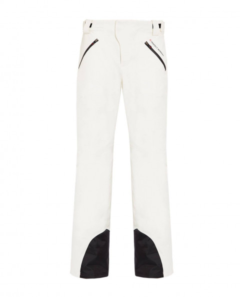 Mens Insulated Chamonix Pants White