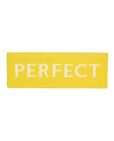 Perfect Moment Headband Yellow
