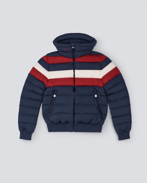 WOMENS QUEENIE JACKET NAVY
