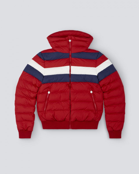 WOMENS QUEENIE JACKET RED