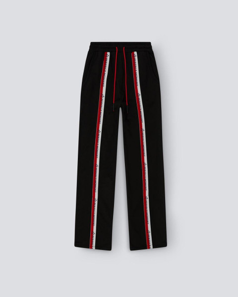 WOMENS OVERSIZED SWEATPANT BLACK