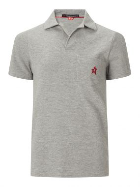 PLACKET POCKET POLO KIDS