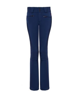 Womens Aurora Flared Ski Pants Navy