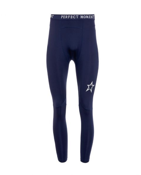 Men's Two-way Stretch Fitness Tights Navy