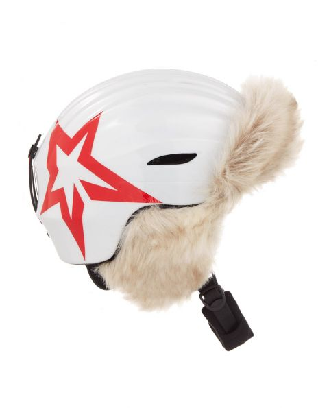 Unisex Polar Star Helmet Snow White