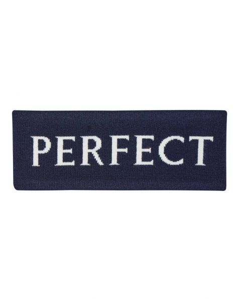 Perfect Moment Headband Navy