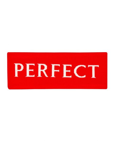 Perfect Moment Headband Red