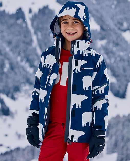Shop Kids Ski Wear